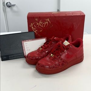 Nike Air Force 1 - Valentines Edition from 2007